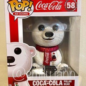 Funko Pop Coca Cola♥️Polar Bear